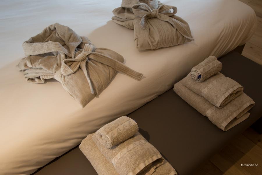 Durbuy bed and breakfast superior kamer met hotelservice